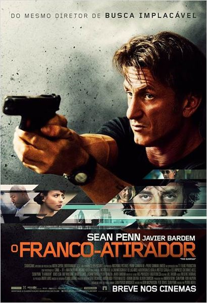 O Franco-Atirador : Poster