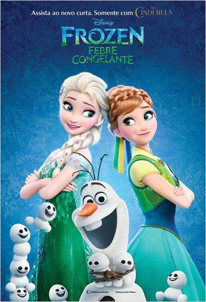 Frozen – Febre Congelante Dublado