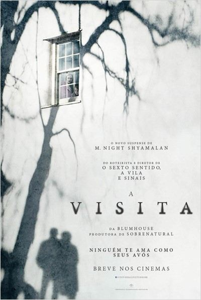A Visita : Poster