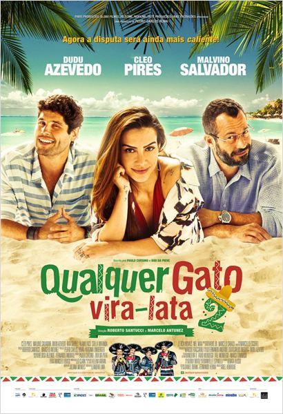 Qualquer Gato Vira-Lata 2 : Poster