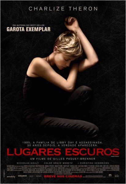 Lugares Escuros : Poster