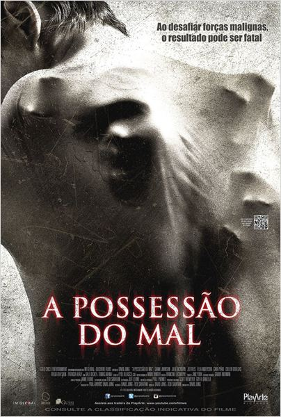 A Possessão do Mal : Poster