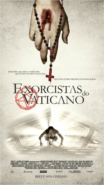 Exorcistas do Vaticano : Poster
