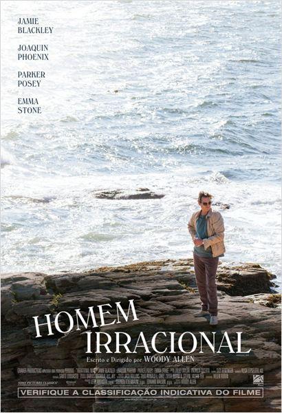 Homem Irracional : Poster