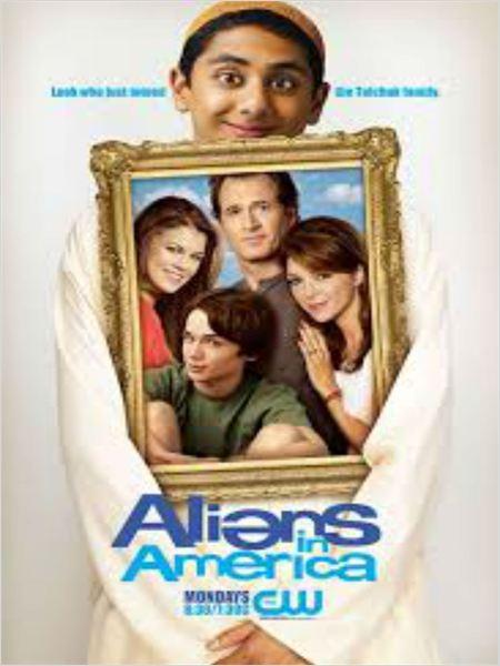 Aliens in America : Poster