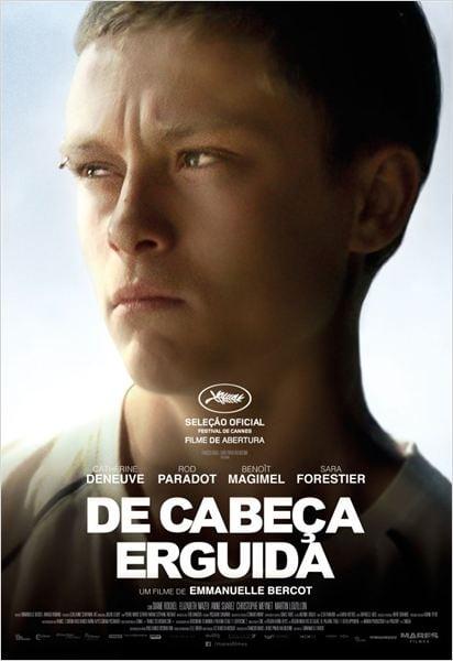 De Cabeça Erguida : Poster
