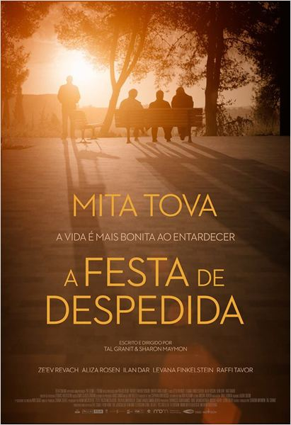 A Festa de Despedida : Poster