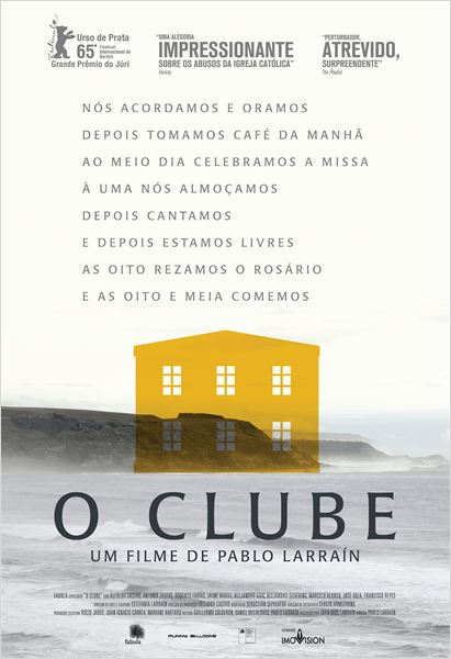 O Clube : Poster