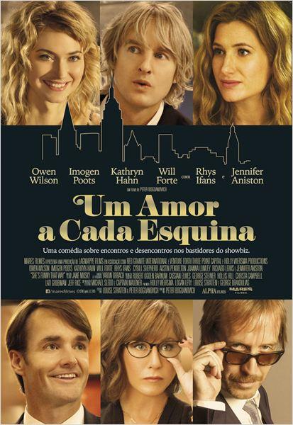 Um Amor a Cada Esquina : Poster