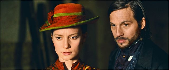 Resultado de imagem para emma and rodolphe movie Mia Wasikowska