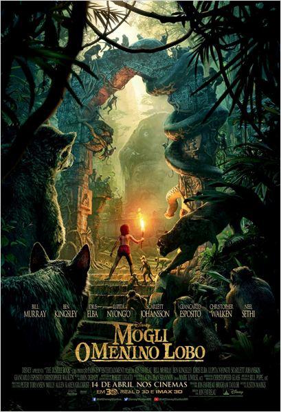 Mogli - O Menino Lobo : Poster