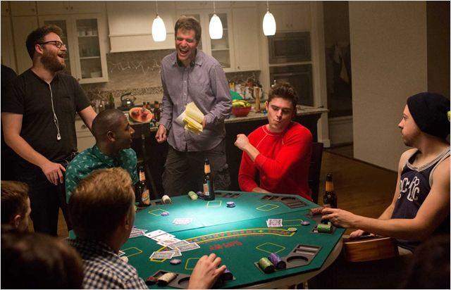 Vizinhos 2 : Foto Christopher Mintz-Plasse, Jerrod Carmichael, Nicholas Stoller, Seth Rogen, Zac Efron