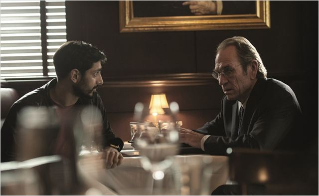 Jason Bourne : Foto Riz Ahmed, Tommy Lee Jones