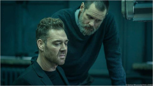 True Crimes : Foto Jim Carrey, Marton Csokas