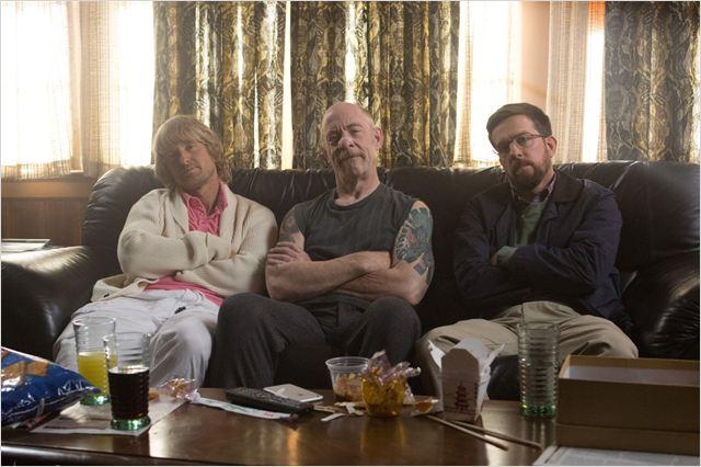 Bastards : Foto Ed Helms, J.K. Simmons, Owen Wilson