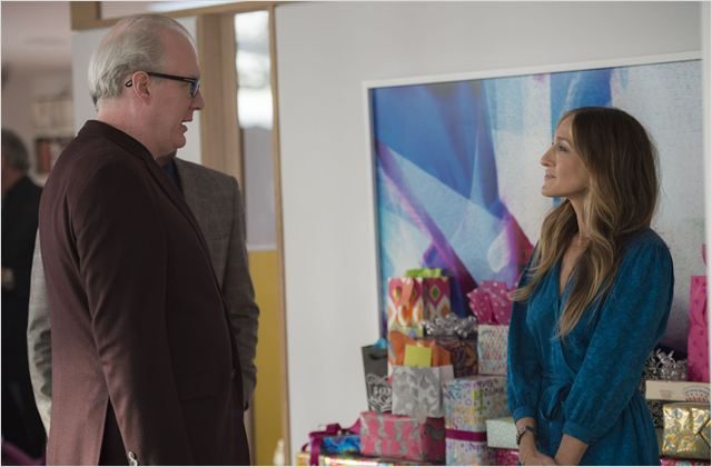 Foto Sarah Jessica Parker, Tracy Letts