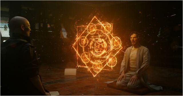 Doutor Estranho : Foto Benedict Cumberbatch, Tilda Swinton