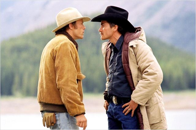 O Segredo de Brokeback Mountain : Foto Heath Ledger, Jake Gyllenhaal