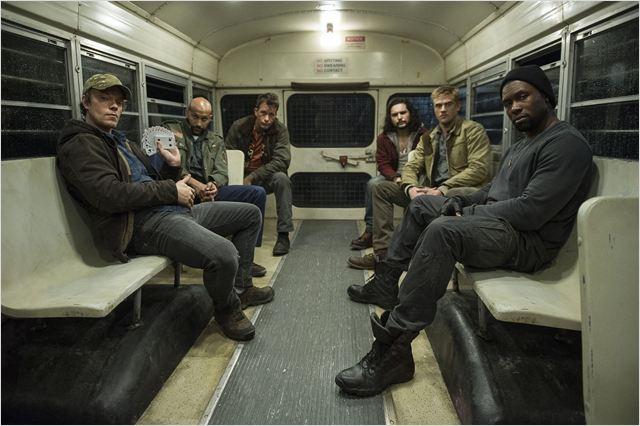 Predador : Foto Alfie Allen, Boyd Holbrook, Keegan-Michael Key, Thomas Jane, Trevante Rhodes