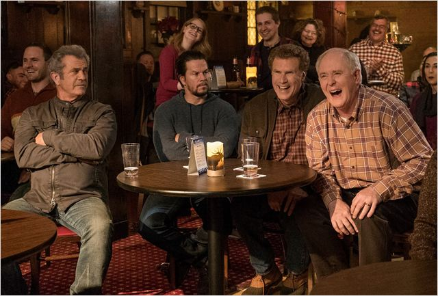 Pai em Dose Dupla 2 : Foto John Lithgow, Mark Wahlberg, Mel Gibson, Will Ferrell
