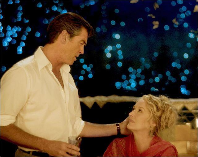 Mamma Mia! - O Filme : Foto Meryl Streep, Pierce Brosnan