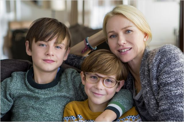 The Book Of Henry : Foto Jacob Tremblay, Jaeden Lieberher, Naomi Watts