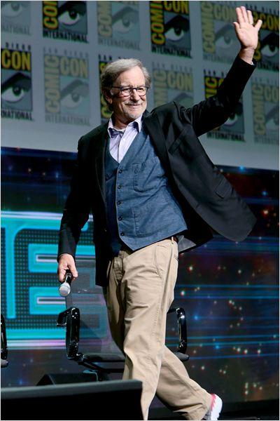 Jogador Nº1 : Foto Steven Spielberg