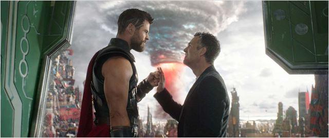 Thor: Ragnarok : Foto Chris Hemsworth, Mark Ruffalo