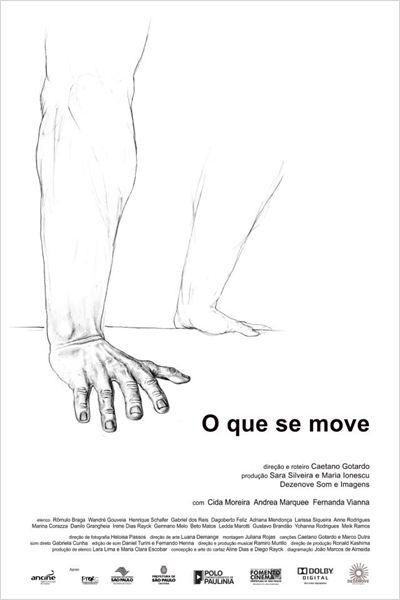 O Que Se Move : Poster