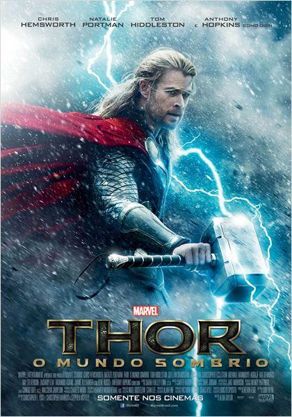 Thor: O Mundo Sombrio : Poster