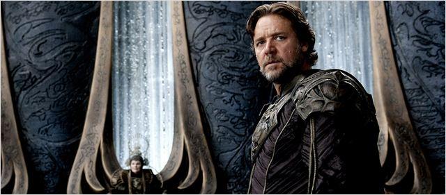 O Homem de Aço : Foto Russell Crowe