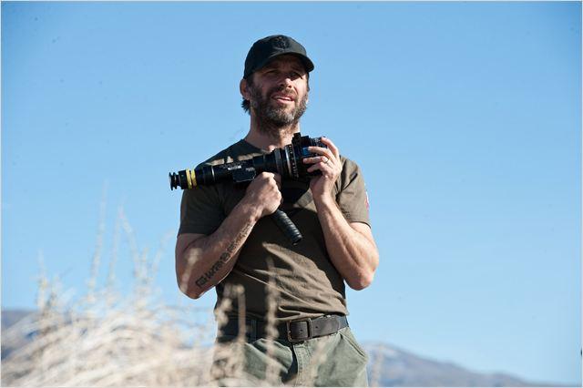 O Homem de Aço : Foto Zack Snyder