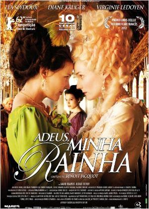 Adeus, Minha Rainha : Poster