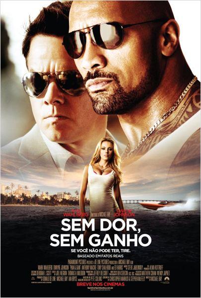 Sem Dor, Sem Ganho : Poster