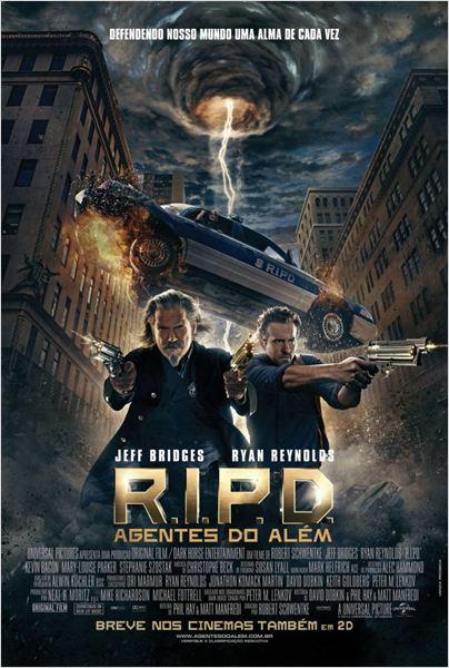 R.I.P.D. - Agentes do Além : Poster