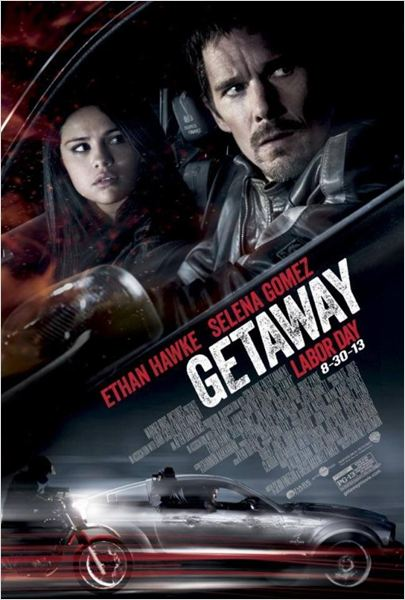 Getaway : Poster