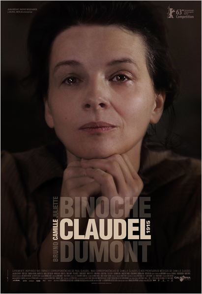 Camille Claudel, 1915 : Poster