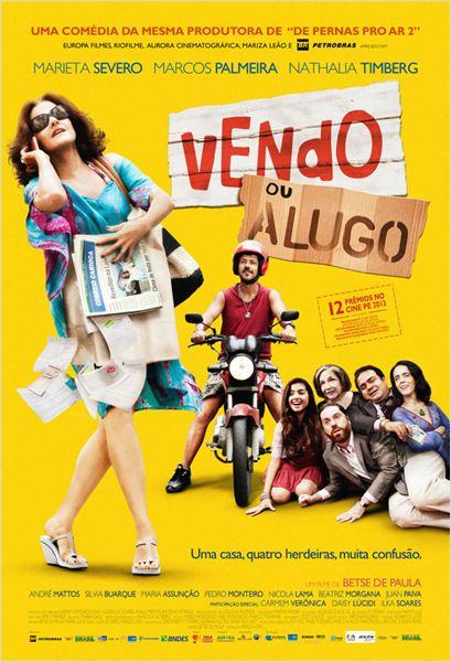 Vendo ou Alugo : Poster