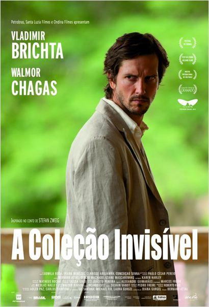 A Coleção Invisível : Poster