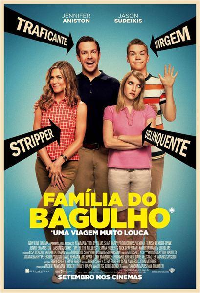 Família do Bagulho : Poster