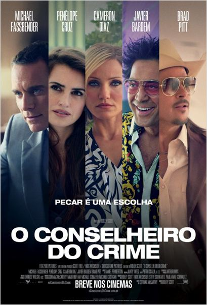O Conselheiro do Crime BDRip XviD Dual Audio Dublado – Torrent