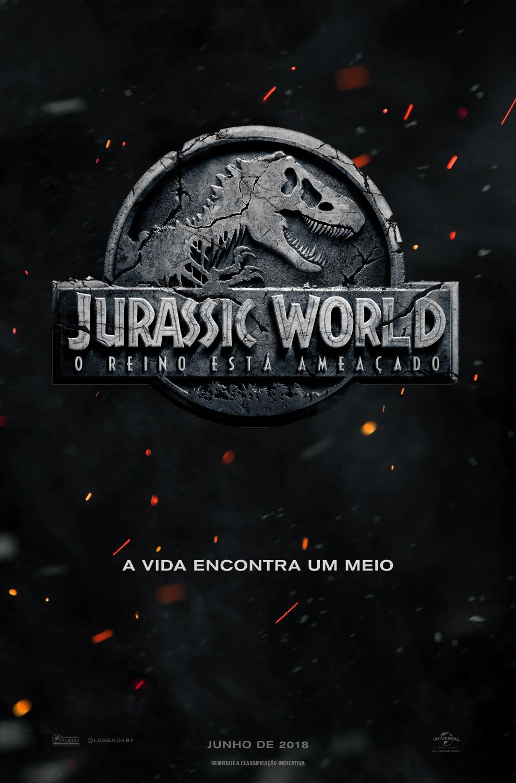 Filme - Jurassic World: Reino Ameaçado