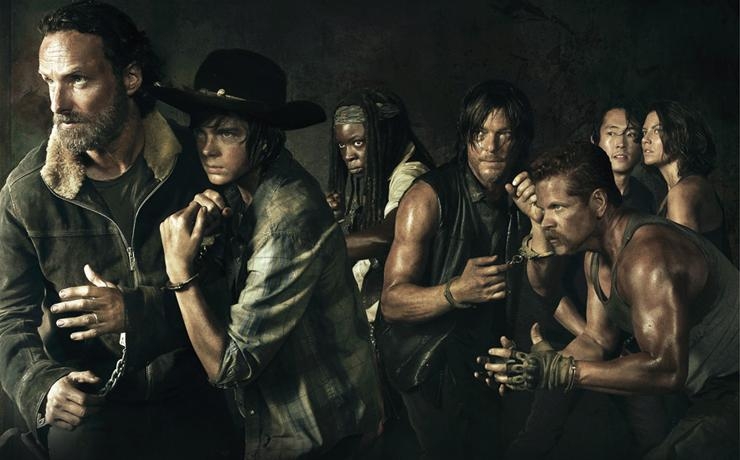 2. The Walking Dead