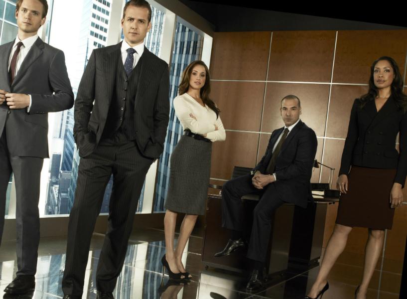 9. Suits