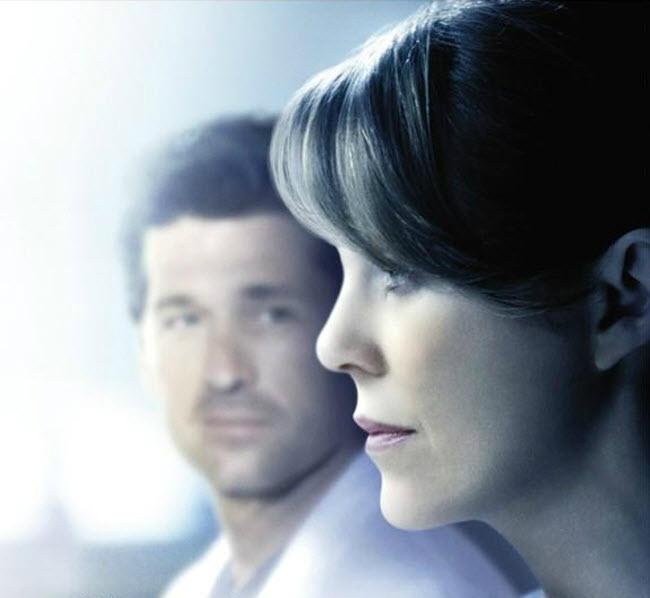 7. Grey's Anatomy