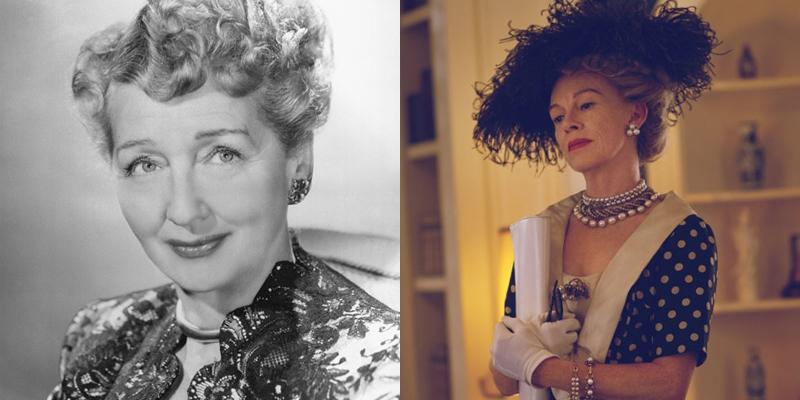 Judy Davis é Hedda Hopper