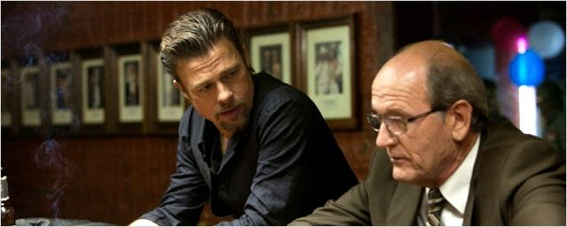 Trailer: Brad Pitt &#233; um matador profissional em Killing Them Softly