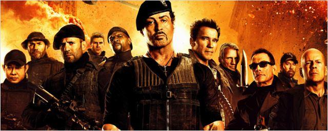 Bilheterias Estados Unidos: Heróis de Os Mercenários 2 lideram com folga