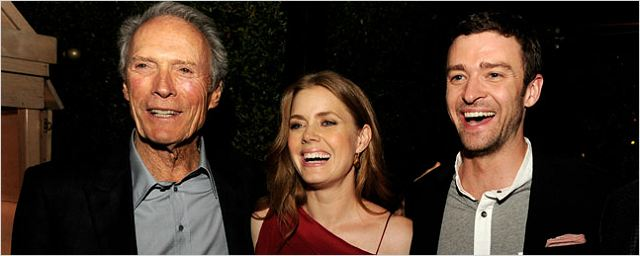 Exclusivo - Clint Eastwood, Justin Timberlake e Amy Adams falam sobre Curvas da Vida