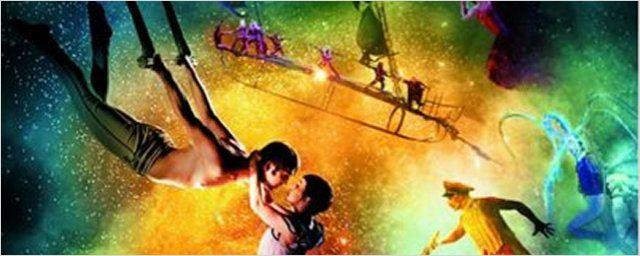 Documentário sobre Cirque du Soleil ganha pôster nacional